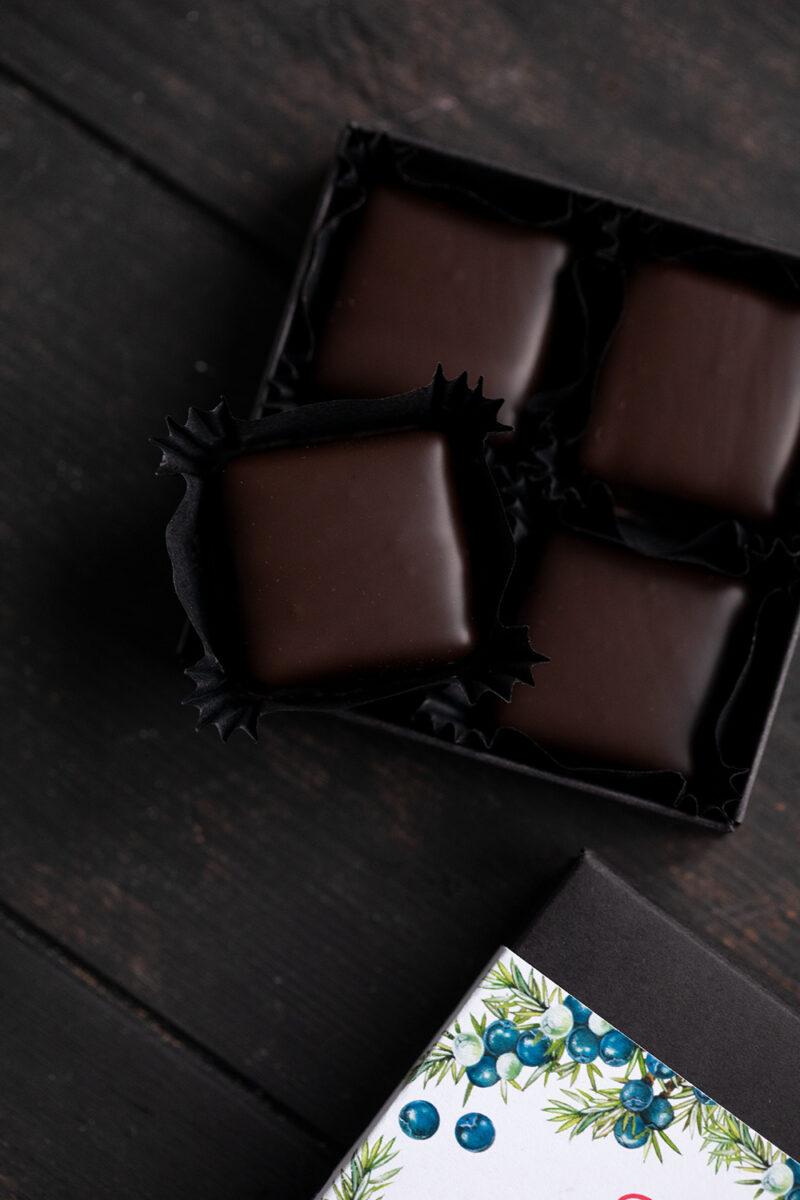 kadakamarmelaad šokolaadis