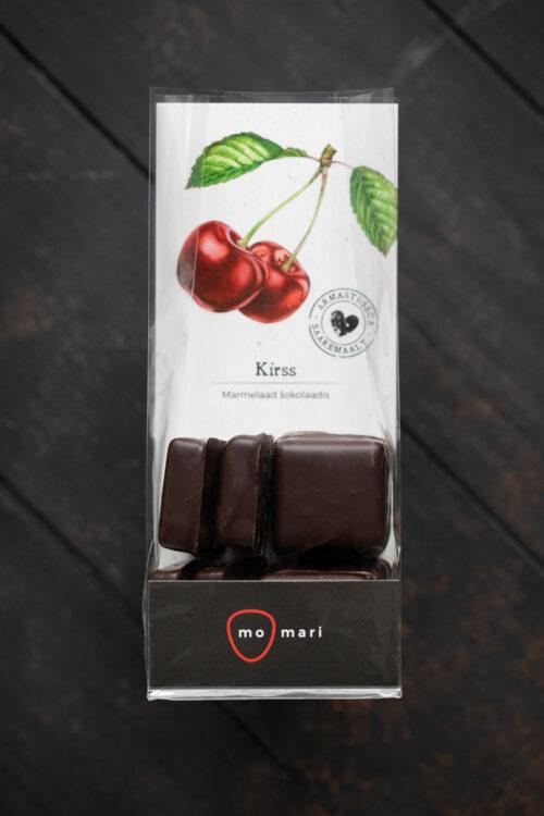 kirsimarmelaad šokolaadis