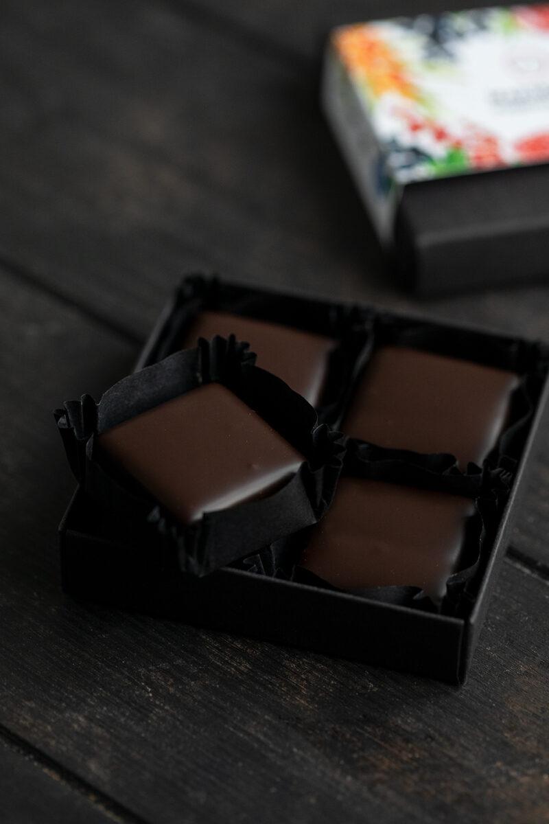 marmelaadid šokolaadis